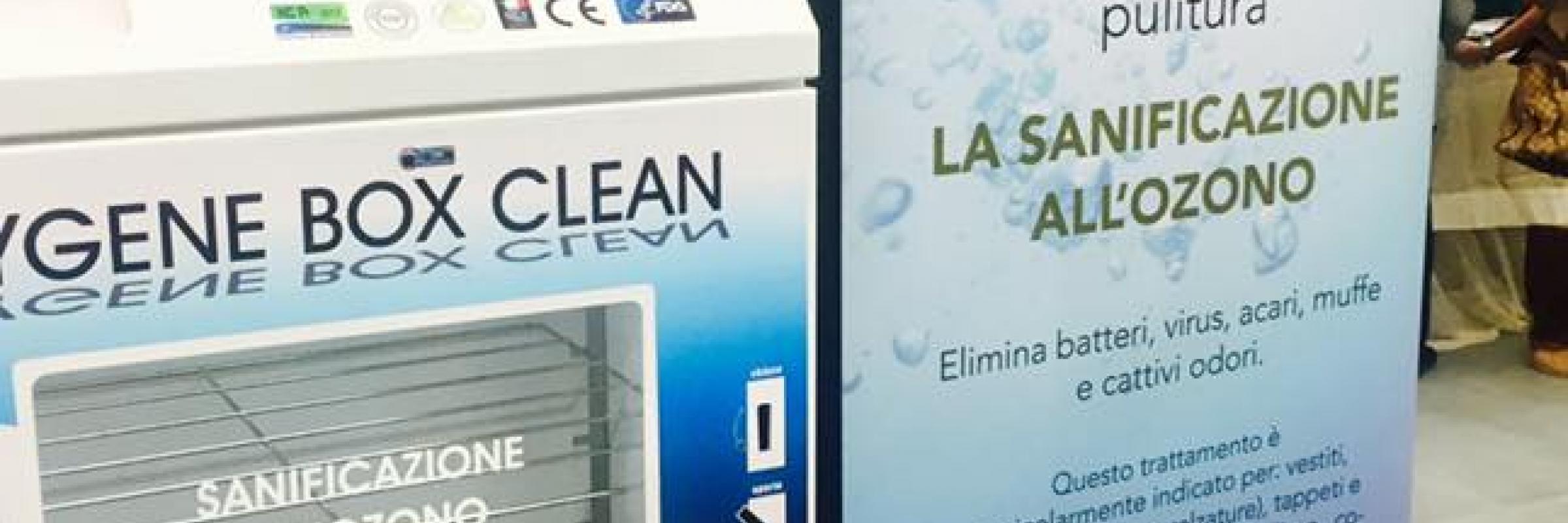 nuova frontiera ozono sanificazione laboratorio lidia