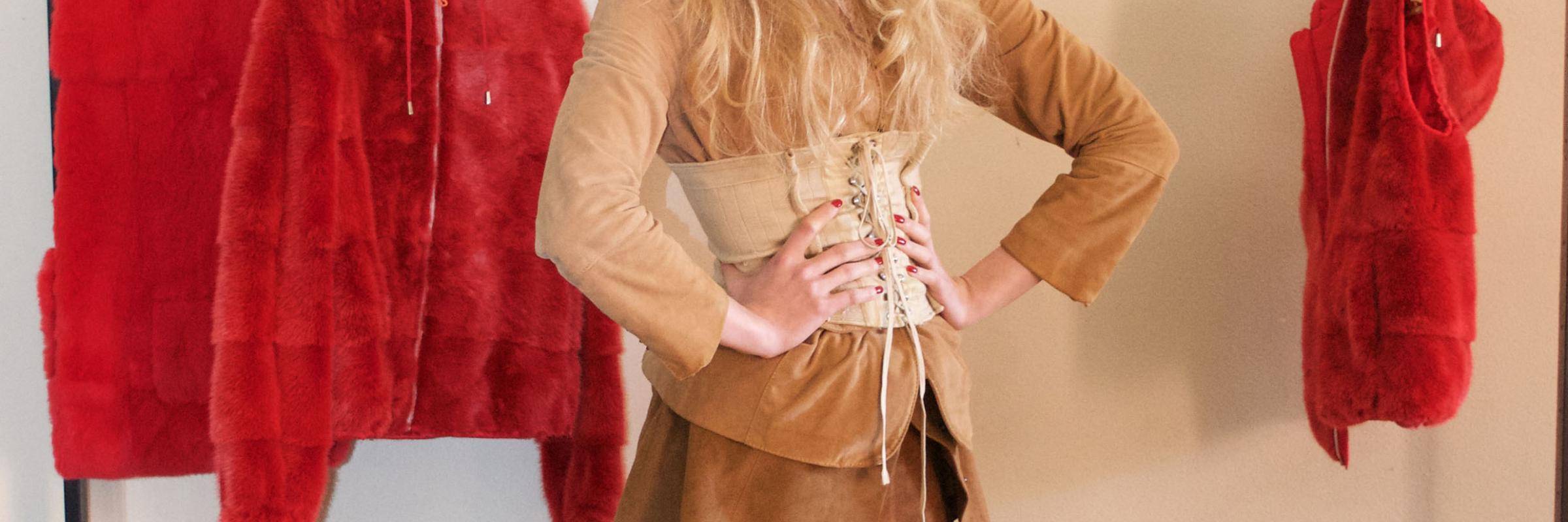 Pulitura, trattamento e custodia di pellami e pellicce.